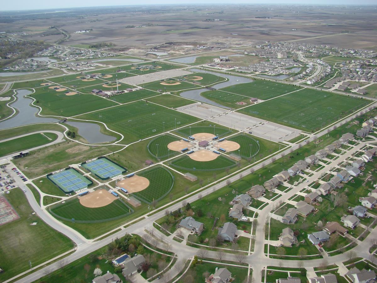 Prairie Ridge Sports Park