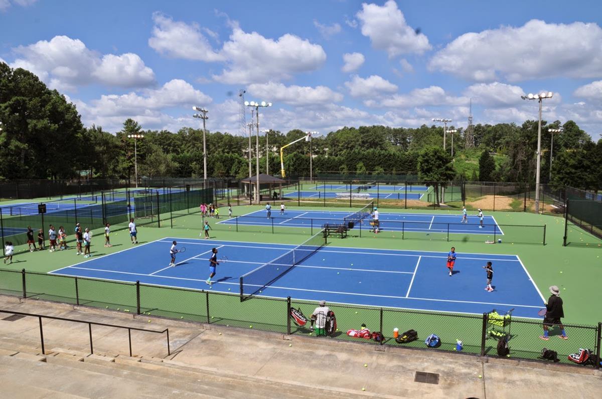 S. Fulton Tennis Center
