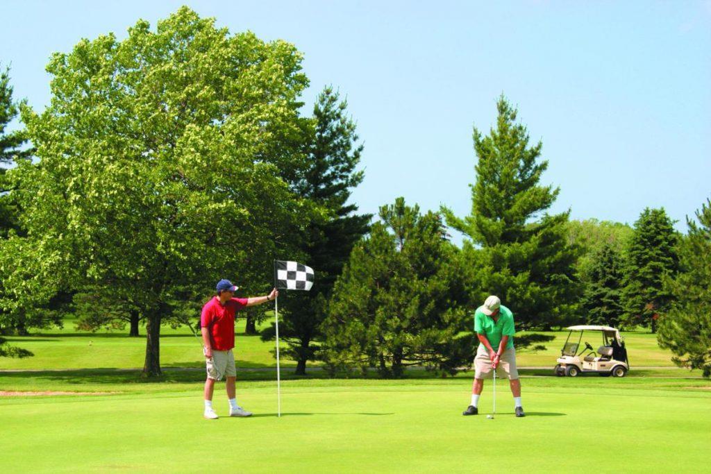 Ohio, Huron, Sawmill Creek Resort, golf course,