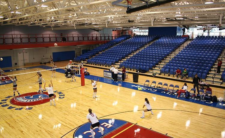 elgin community college sports center