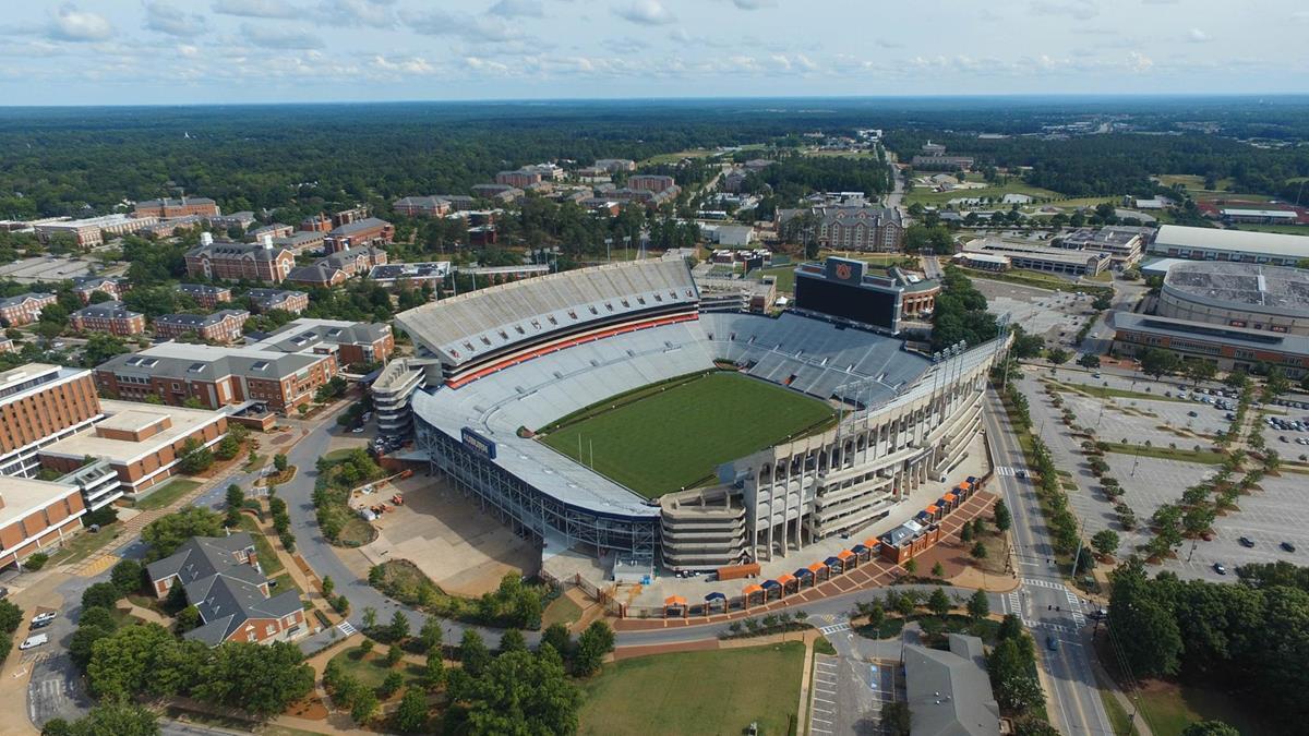 Jordan-Hare Stadium (Auburn University)