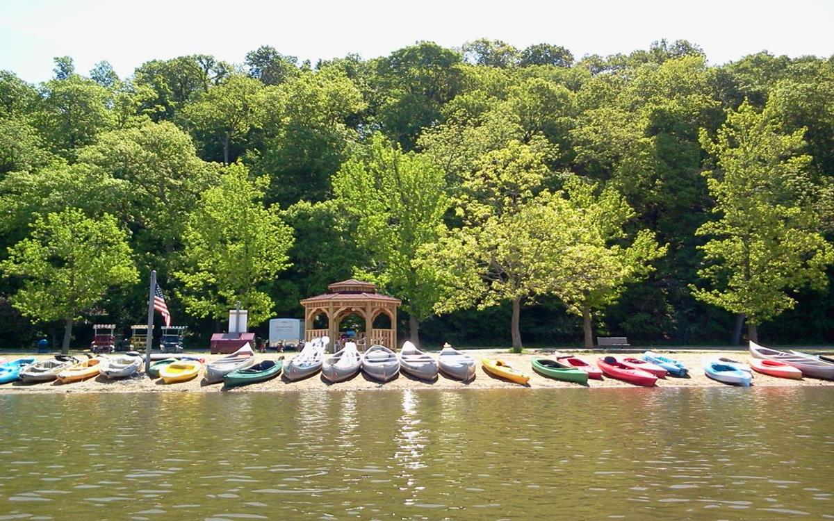 CC Lake Rentals Water