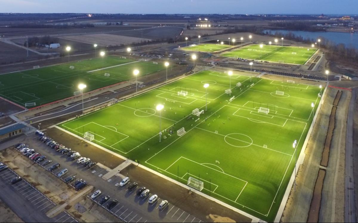 Creve Coeur Park Soccer Complex