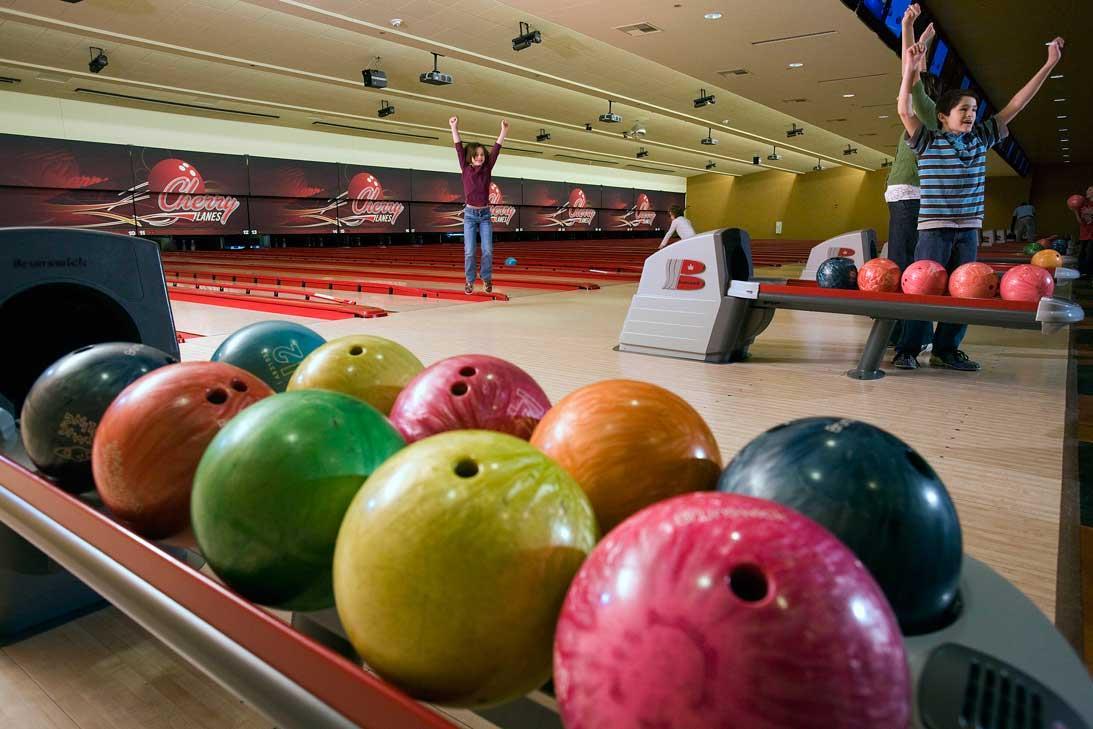 Cherry Lanes Bowling Center