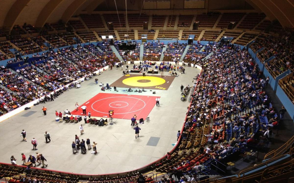 Hersheypark Arena Facility Shot_