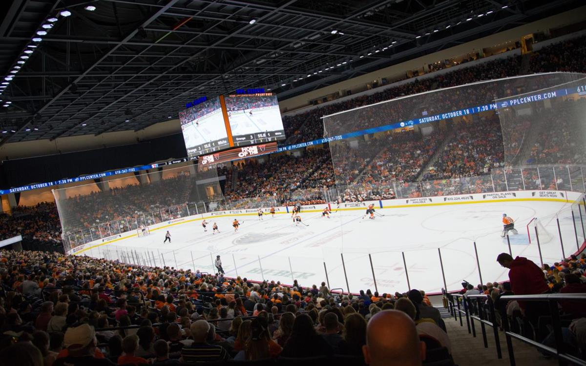 Lehigh Valley is Primed to Host Sporting Events of All Kinds