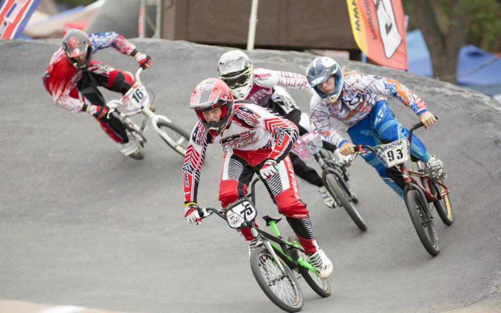 Searls Park BMX Race Course