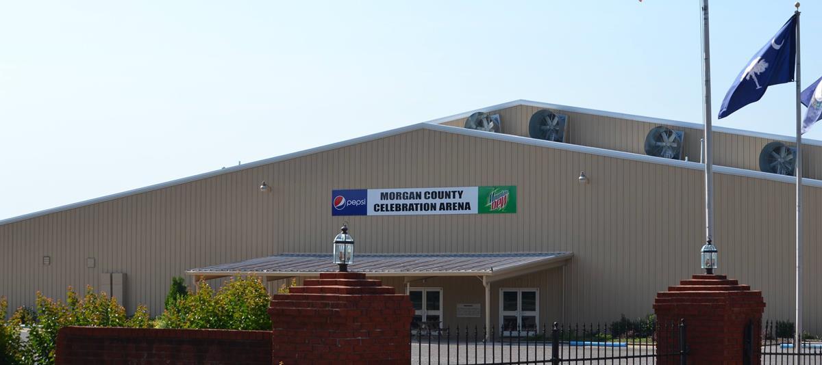 Morgan County Celebration Arena