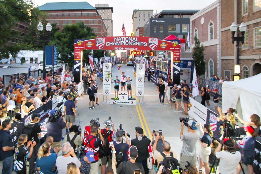 2019 USA Cycling Pro Road National Championships
