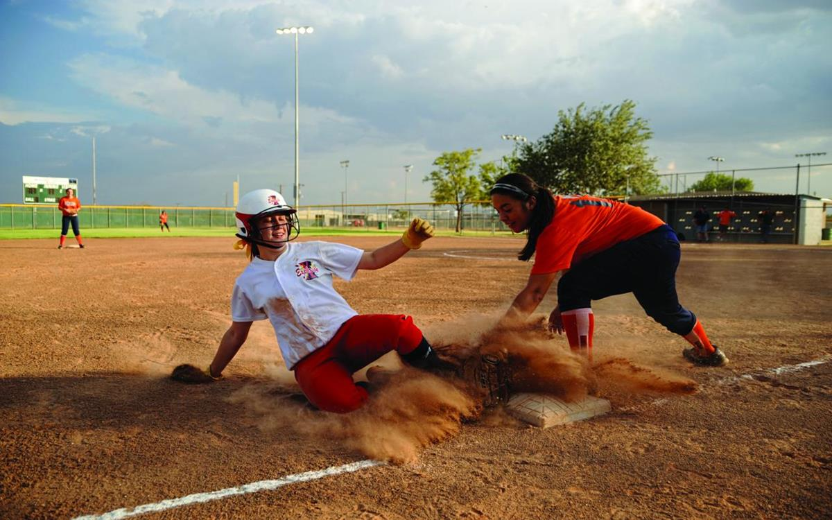 Midland, Texas Fuels Sports