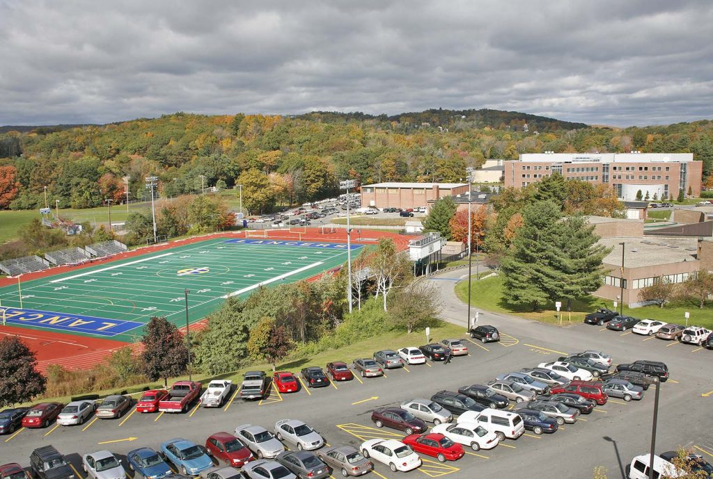 Worcester State University Coughlin Stadium