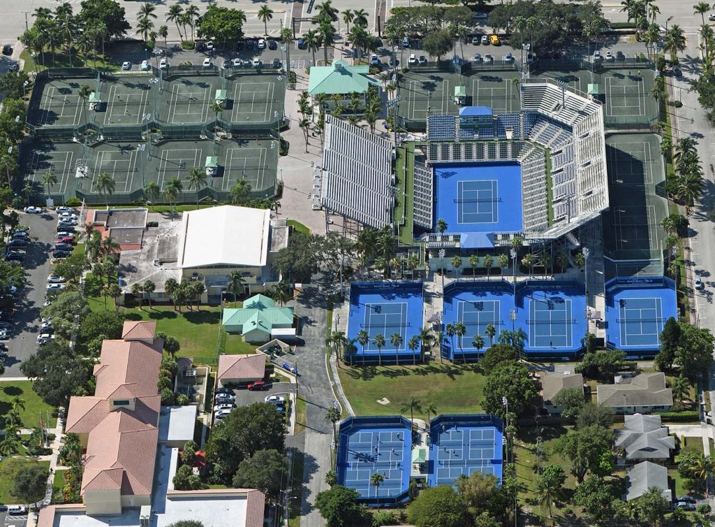 Delray Beach Tennis Center