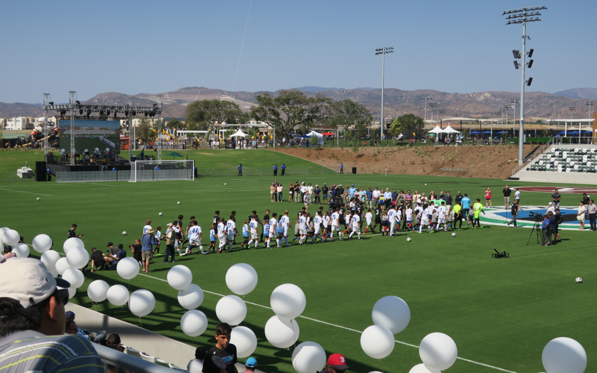 Irvine: California's Master Plan for Sports Travel
