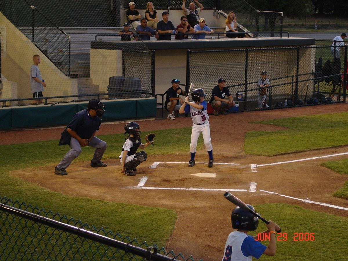 Frito Lay Championship Youth Ballpark