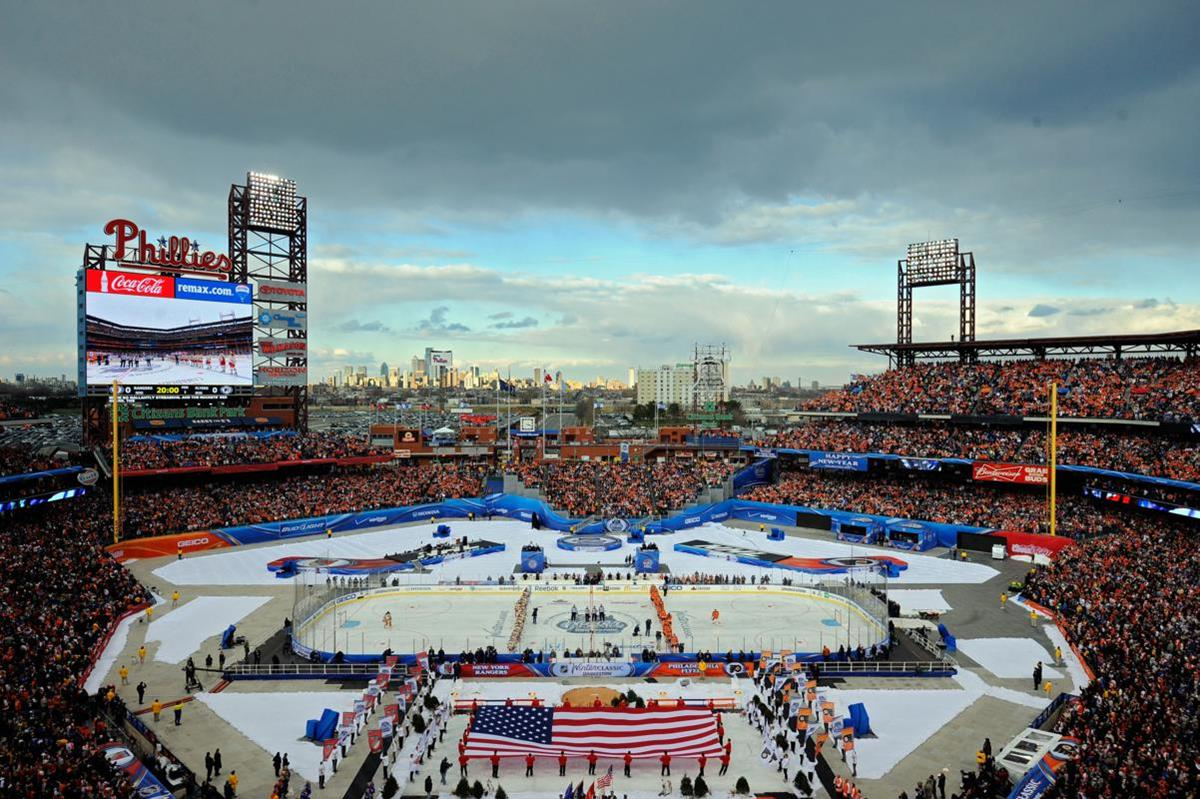 NHL Winter Classic - New York Rangers v Philadelphia Flyers