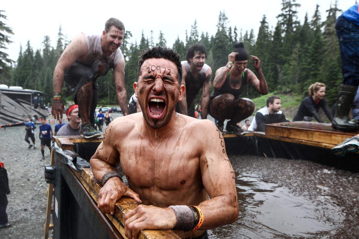 The Tough Mudder event is held in Chester County