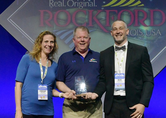 Rockford CVB's Winning Branding Builds for the Future