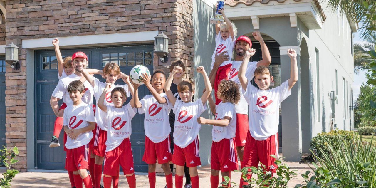 Family-Friendly and Ideally Located, Encore Resort is a Fantastic Choice for Your Tournament Housing