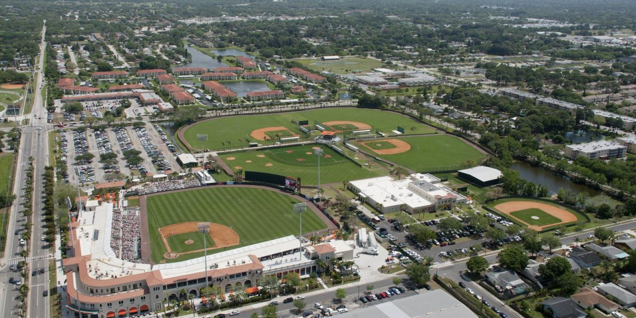 Professional Facilities and a Gorgeous Backdrop Highlight Sarasota County