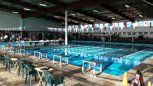 North Bend Municipal Pool