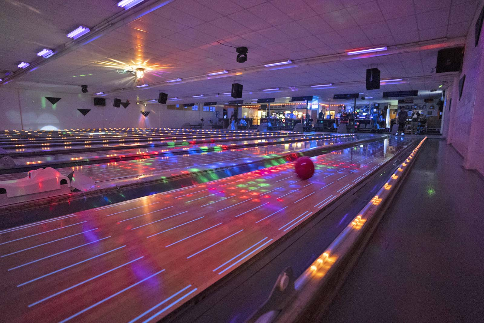 North Bend Lanes
