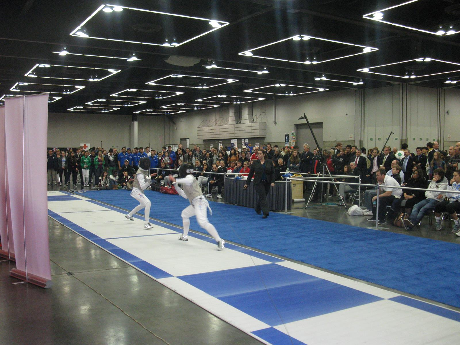 Oregon Convention Center_USA Fencing North American Cup