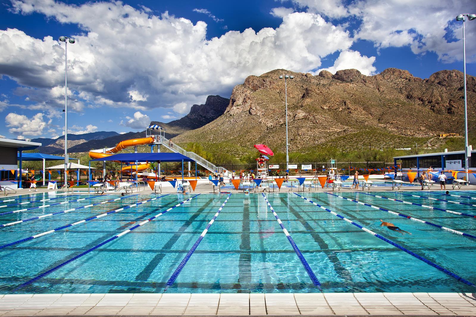 4.Oro Valley Aquatic Center