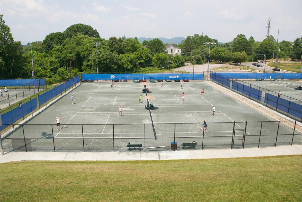 Aston Park Tennis Center