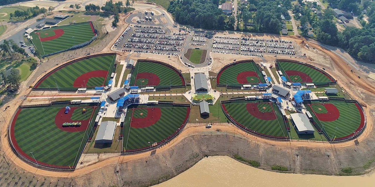 Ruston's Athletic Facilities Make it a Sweet Treat Tournament Planners will Relish