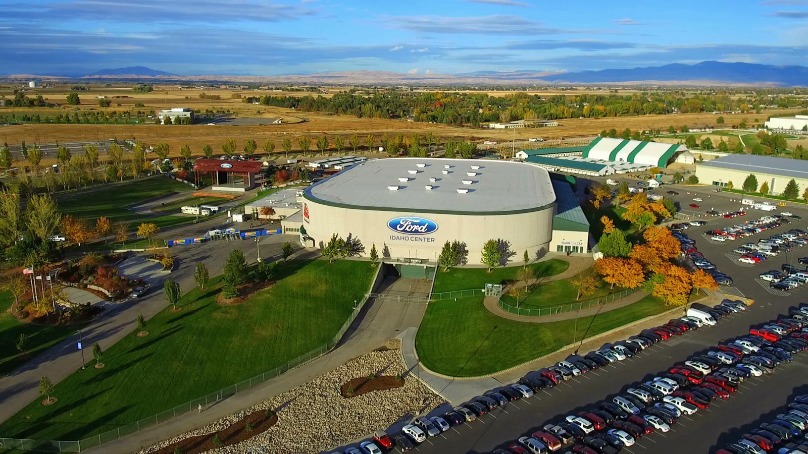 Ford Idaho Center