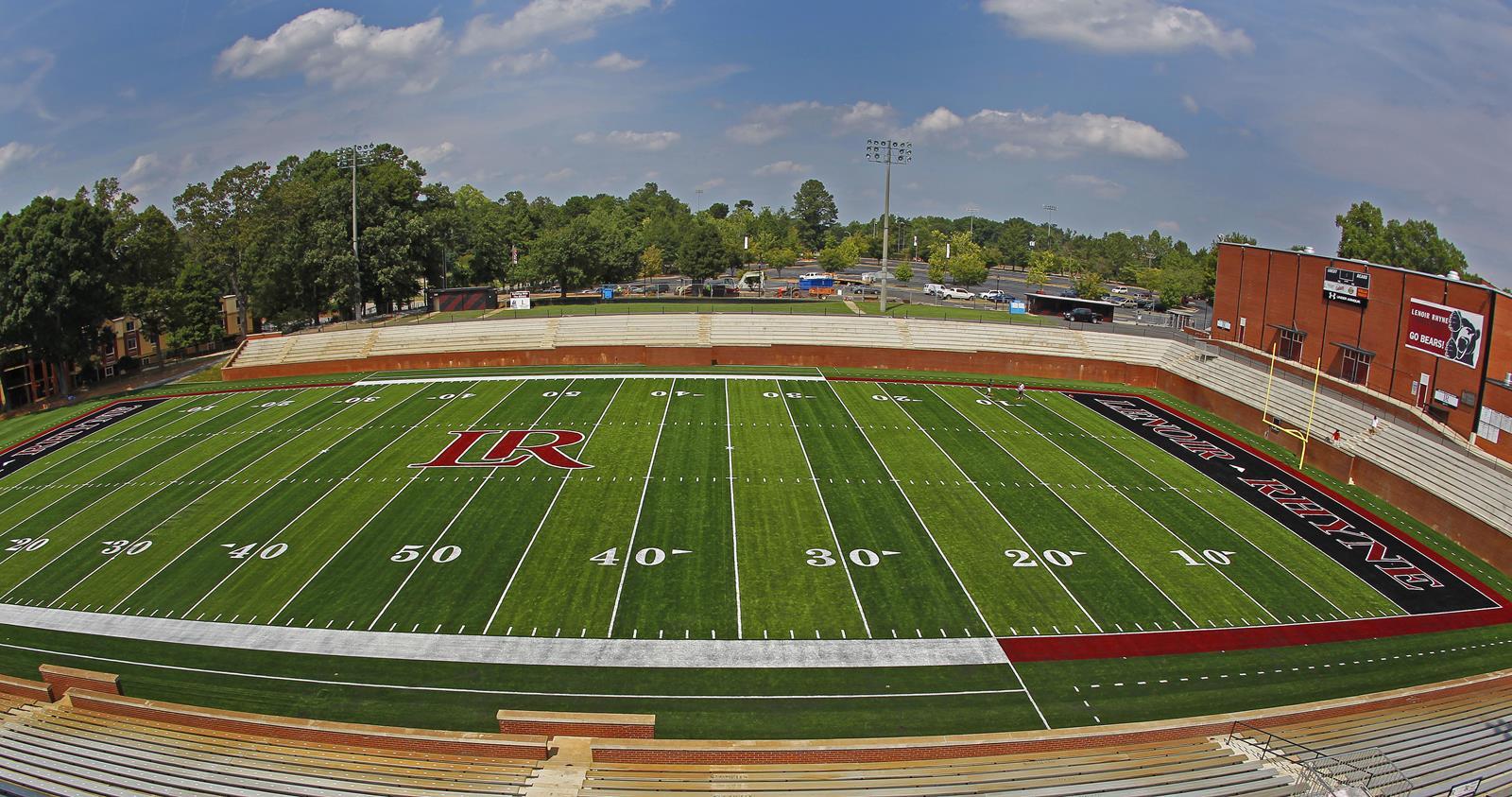 Lenior Rhyne University Football Field