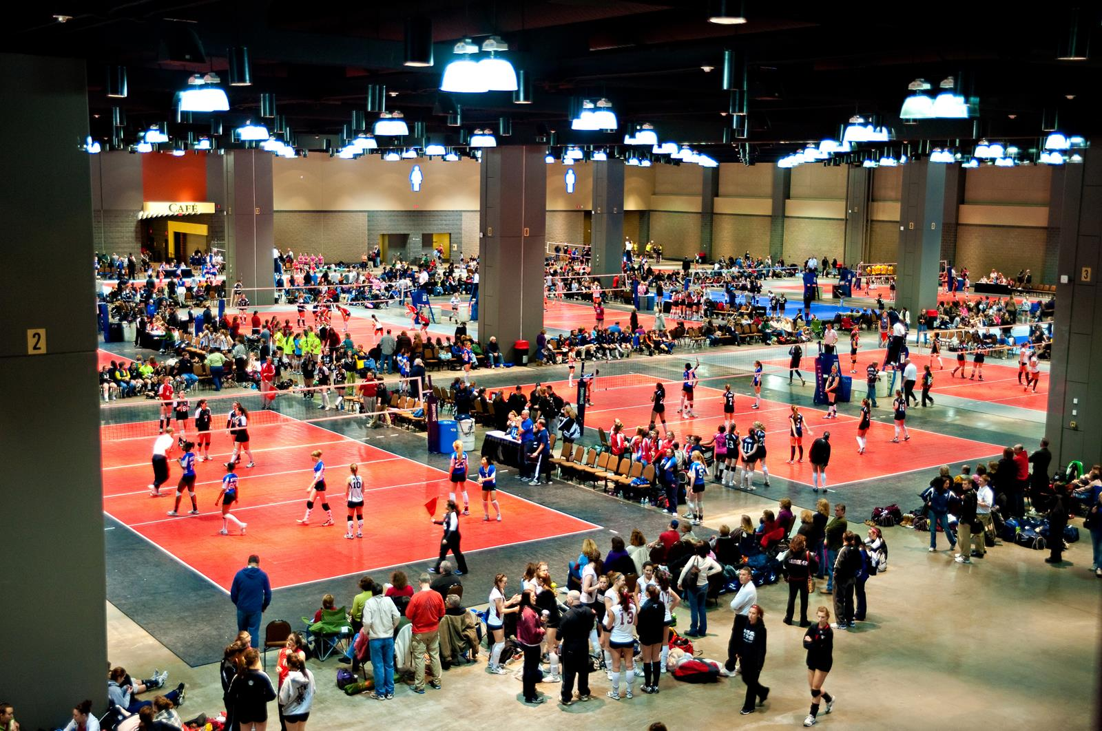 NERVA (Northeast Regional Volleyball Association) Winterfest