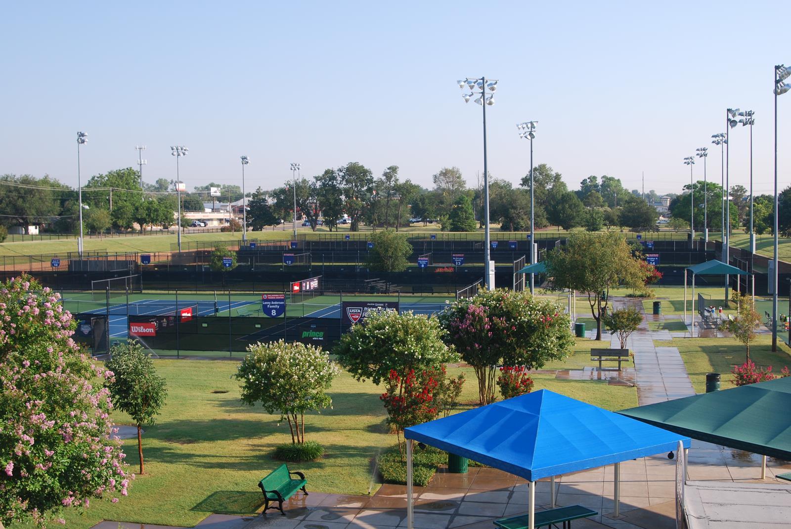 OKC+Tennis+Center
