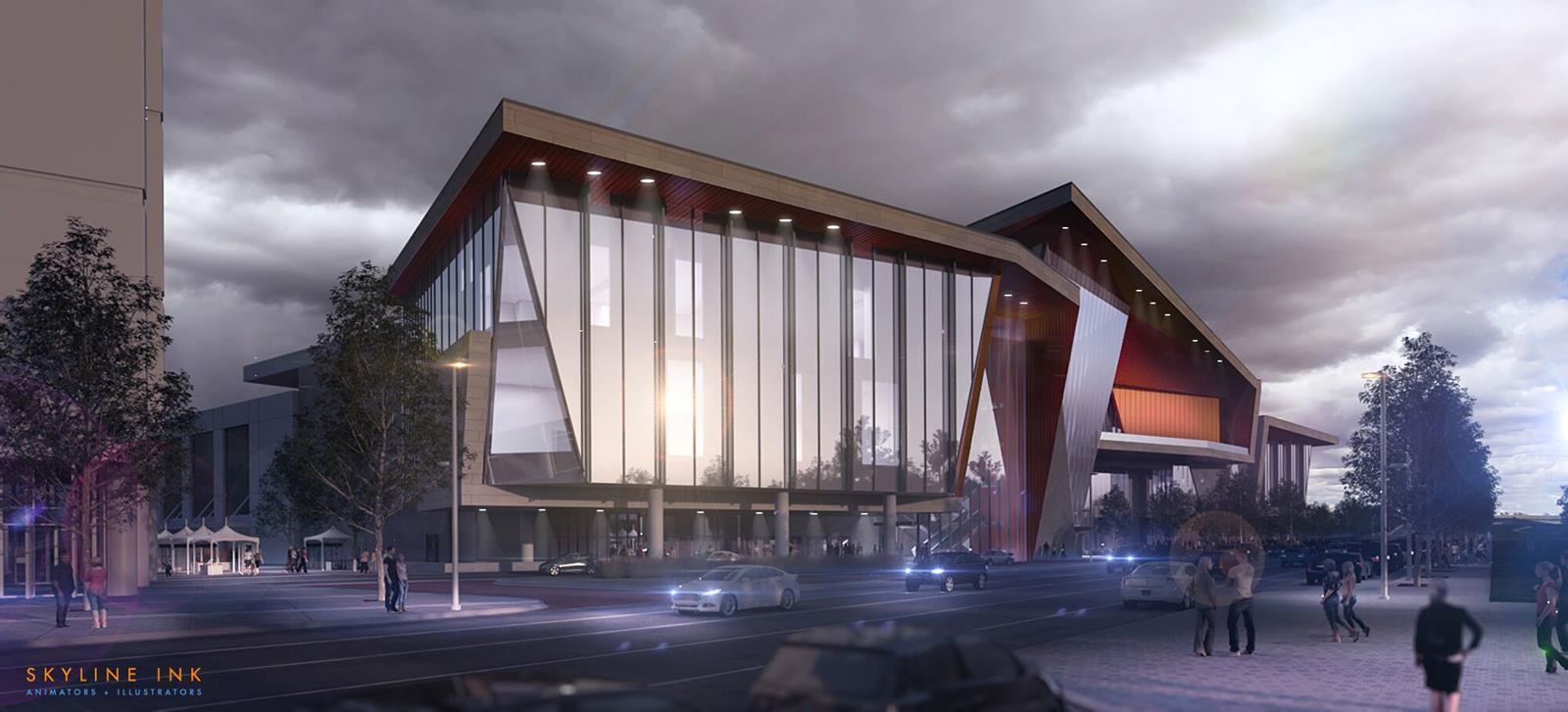 Oklahoma City Convention Center (1)
