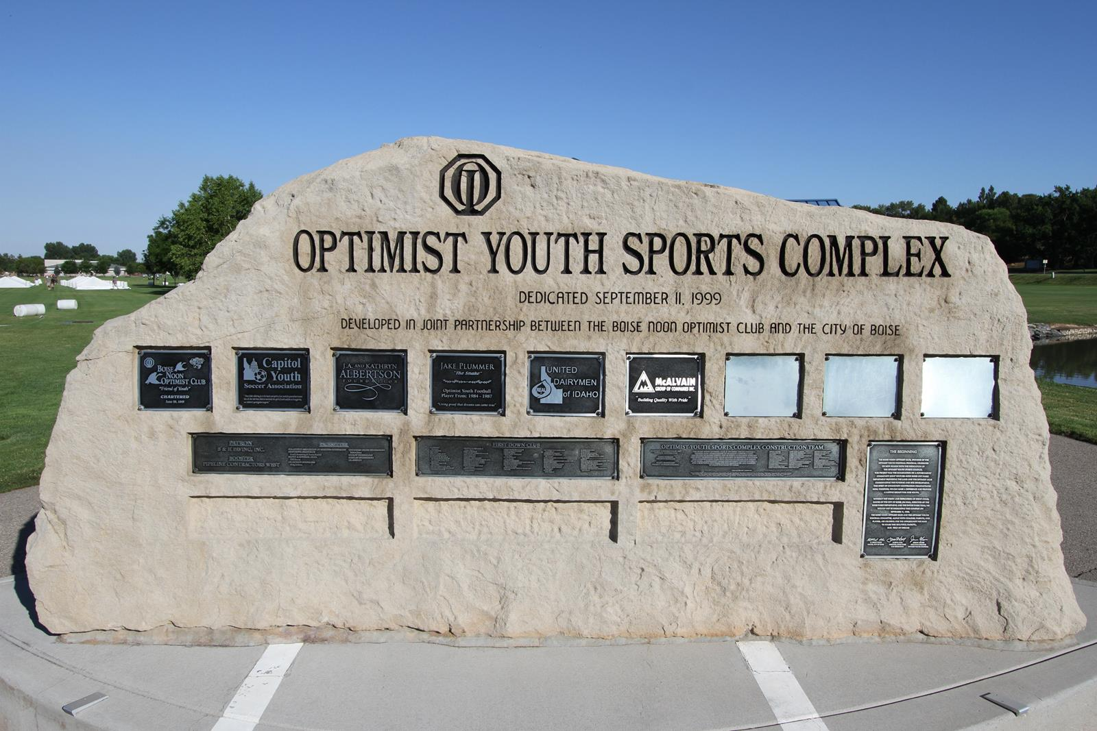 Optimist Youth Sports Complex