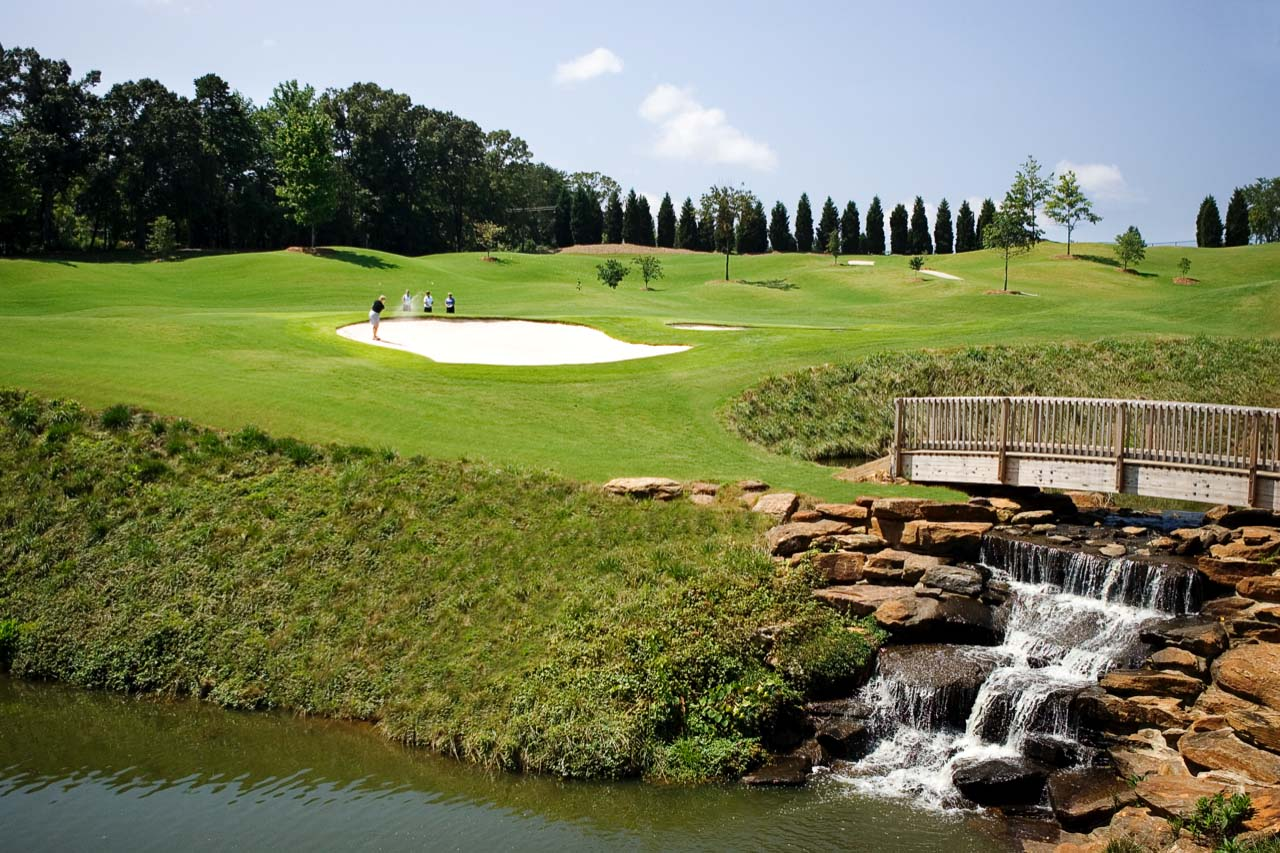 Rock Barn Golf