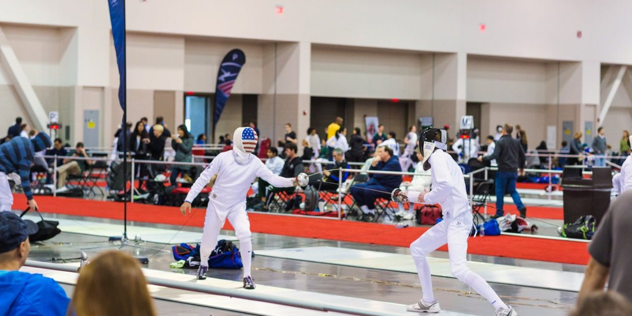 USA Fencing brings top youth event to Wisconsin