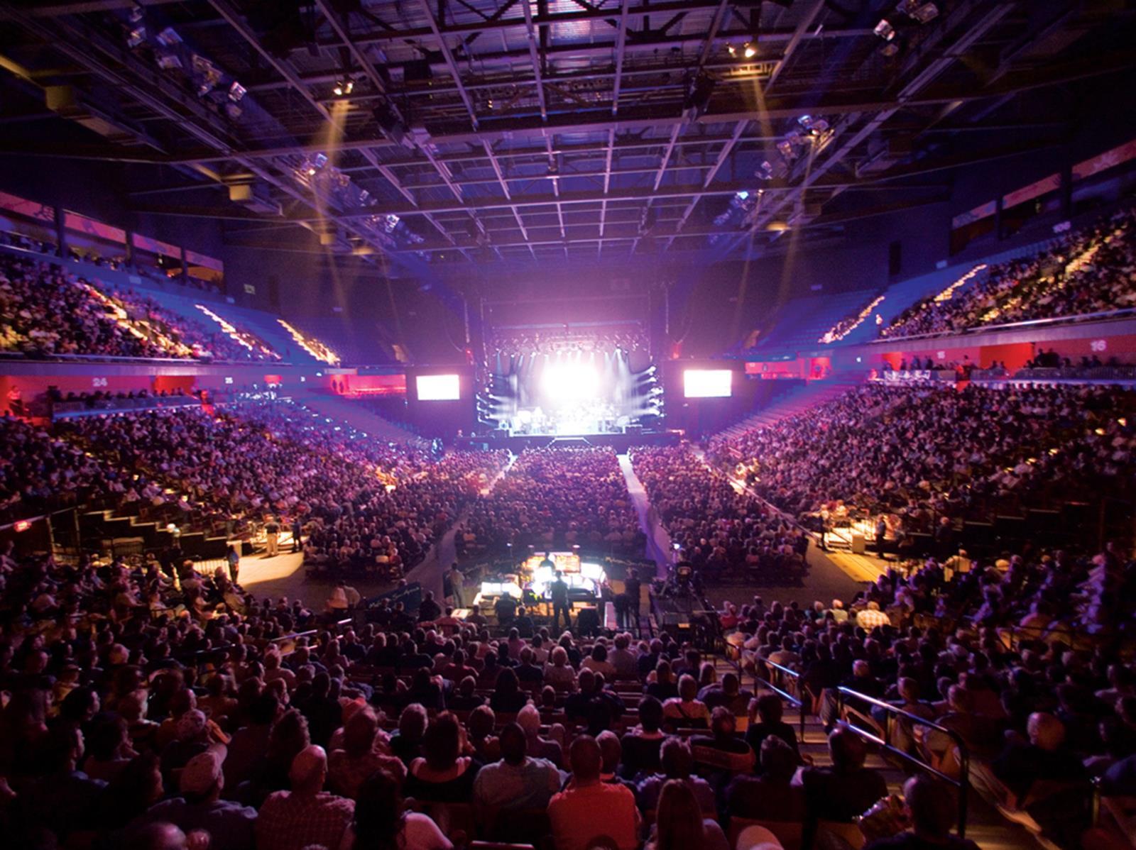 arena- Show
