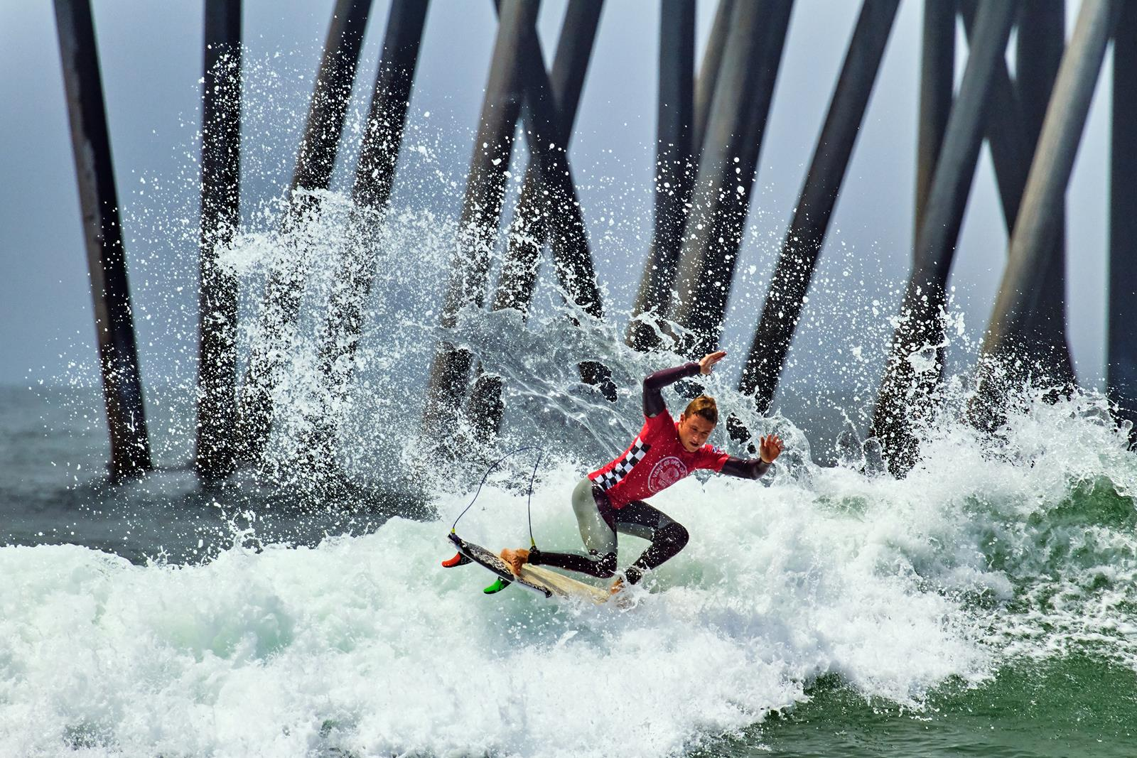 California - Huntington Beach - Pedro Szekely