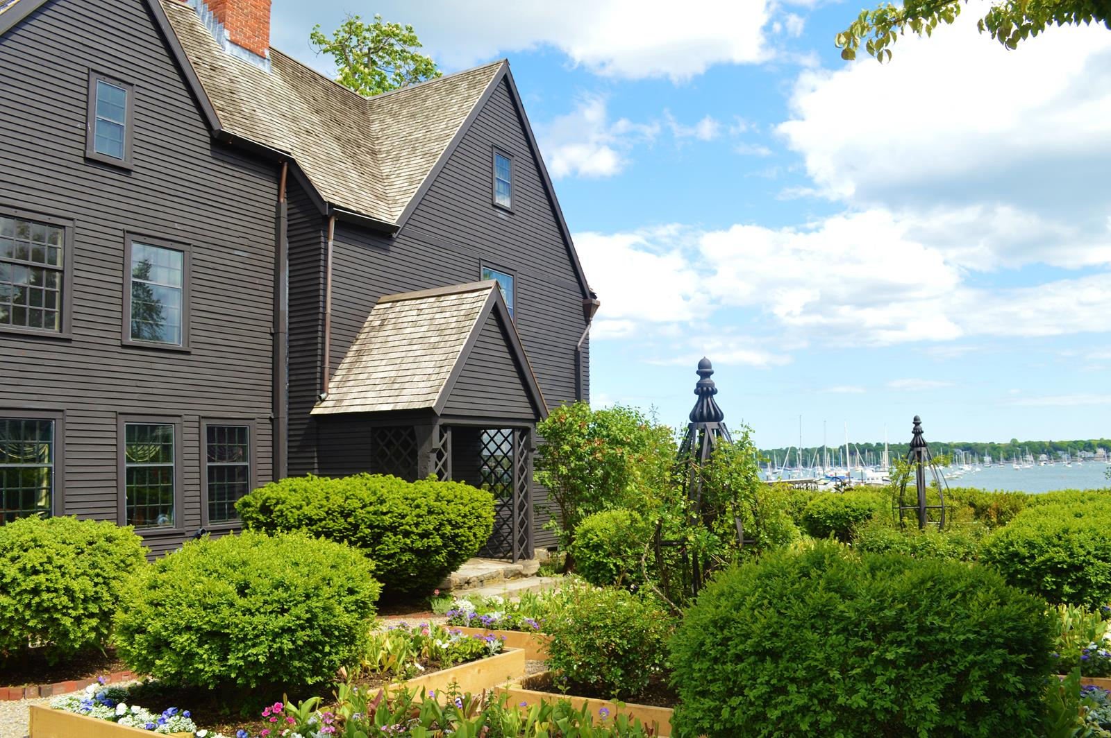 House of Seven Gables by Photo by Kristina Smith