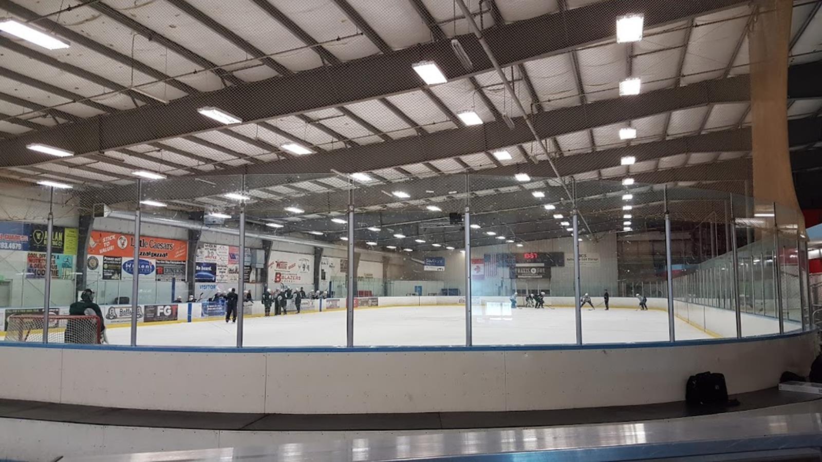 SaviBank Ice Arena Bellingham