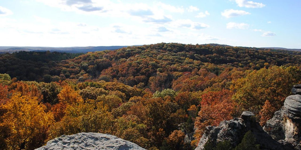 Explore Illinois' Great Outdoors
