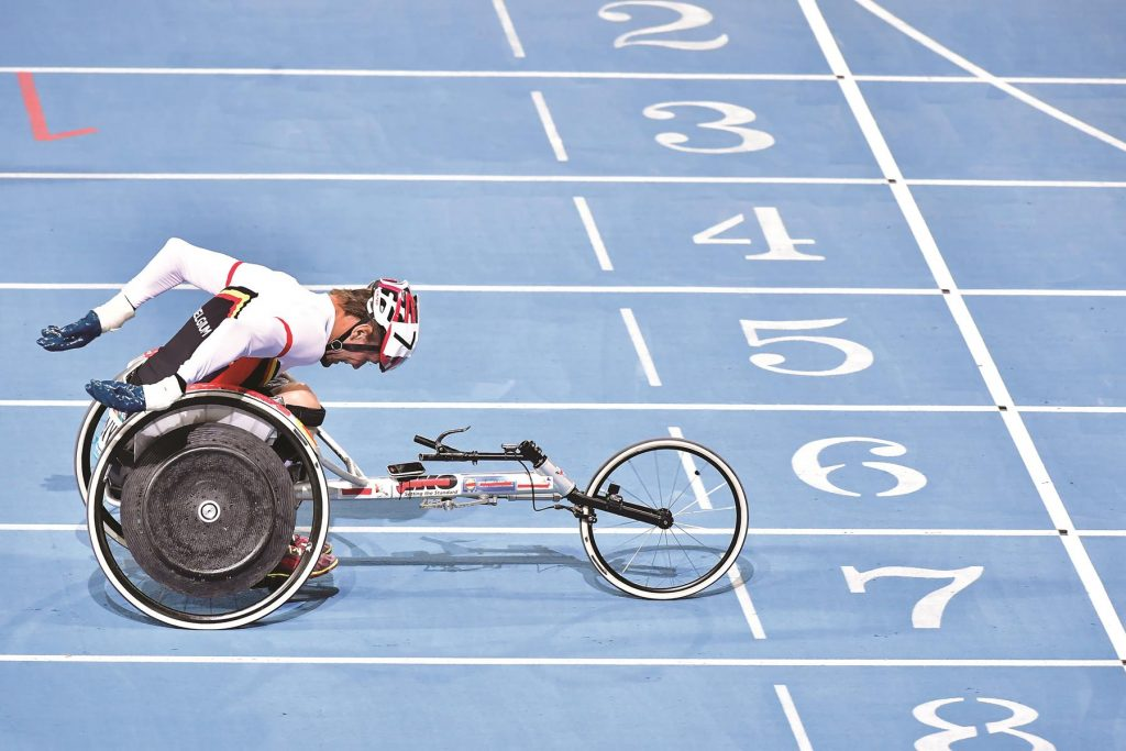 Paralympic Committee World ParaAthletics Championships