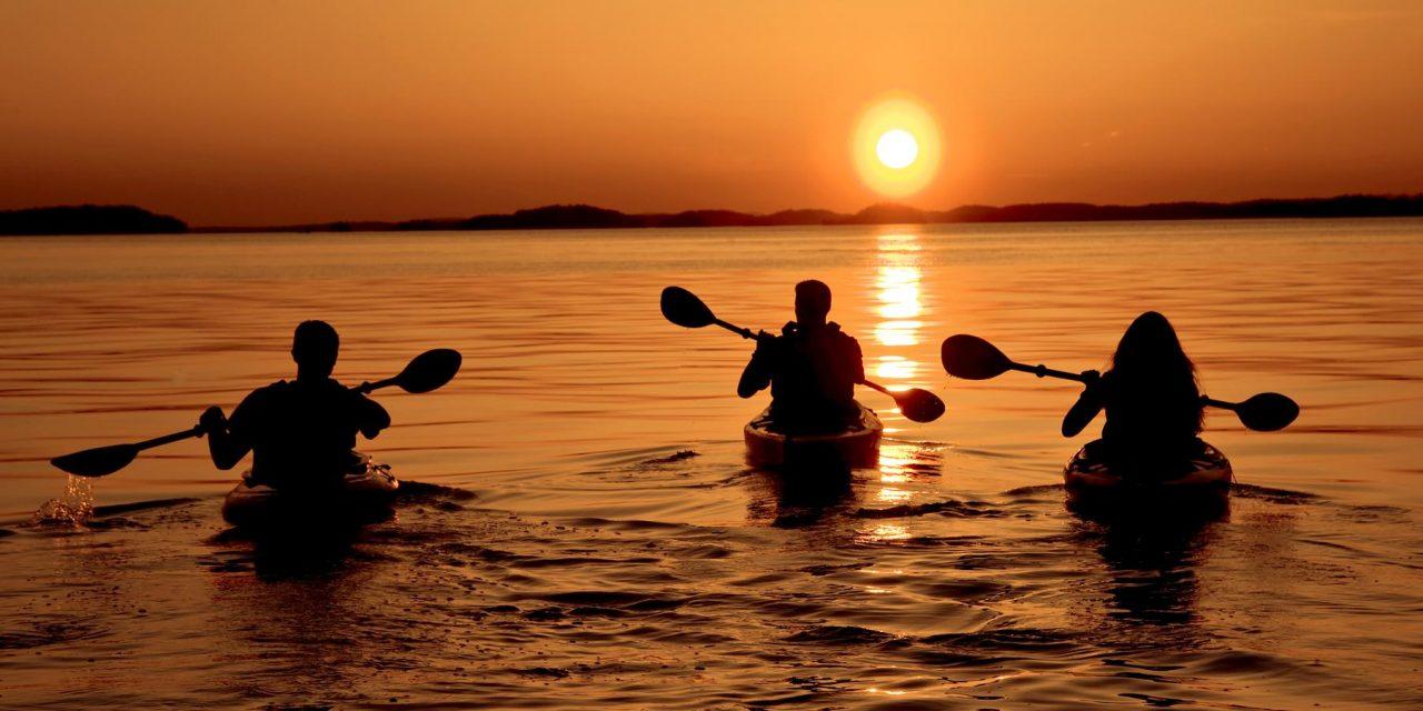 Arkansas's Lakes are a Joy to Experience