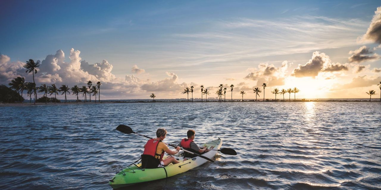 Get Out and Get Active in Florida