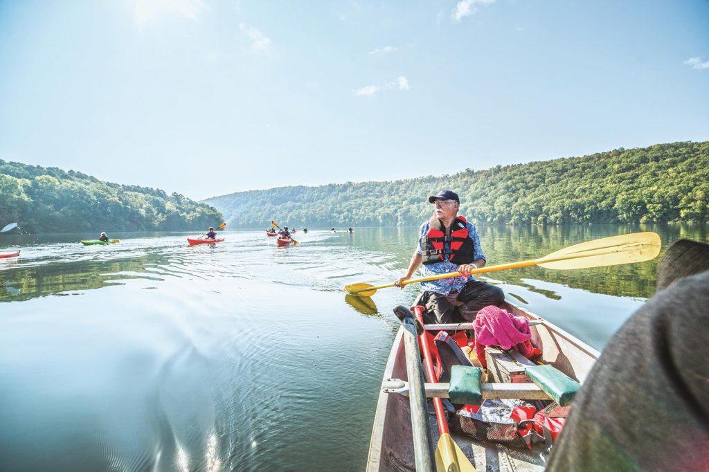 Lake Catherine Canoe Club 6 0 All photos courtesy of Arkansas Tourism