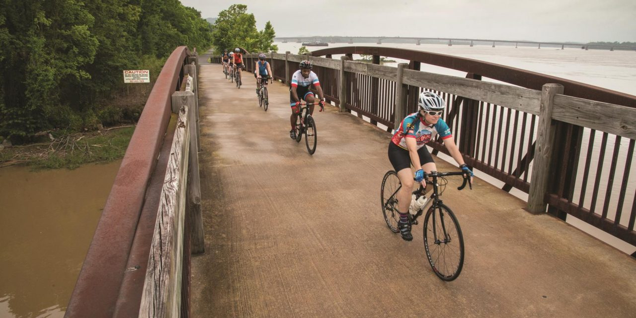 Arkansas is a Natural For Biking Competitions